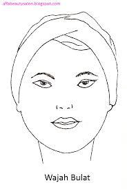 17 Cara Make Up Natural untuk Wajah Bulat