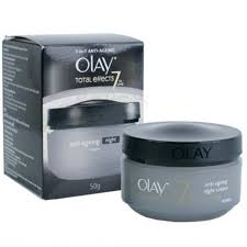 7 Khasiat Olay Total Effect Night Cream