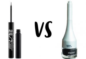 staylast waterproof liquid vs staylast waterproof gel eyeliner